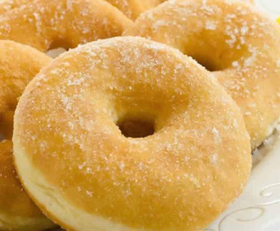 Graffe les donuts napolitains au Thermomix