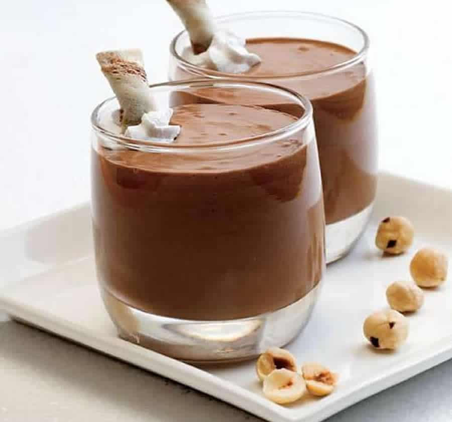 Mousse au chocolat sans œufs au Thermomix