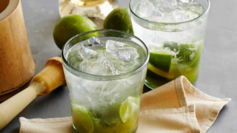 Cocktail Caipirinha au Thermomix