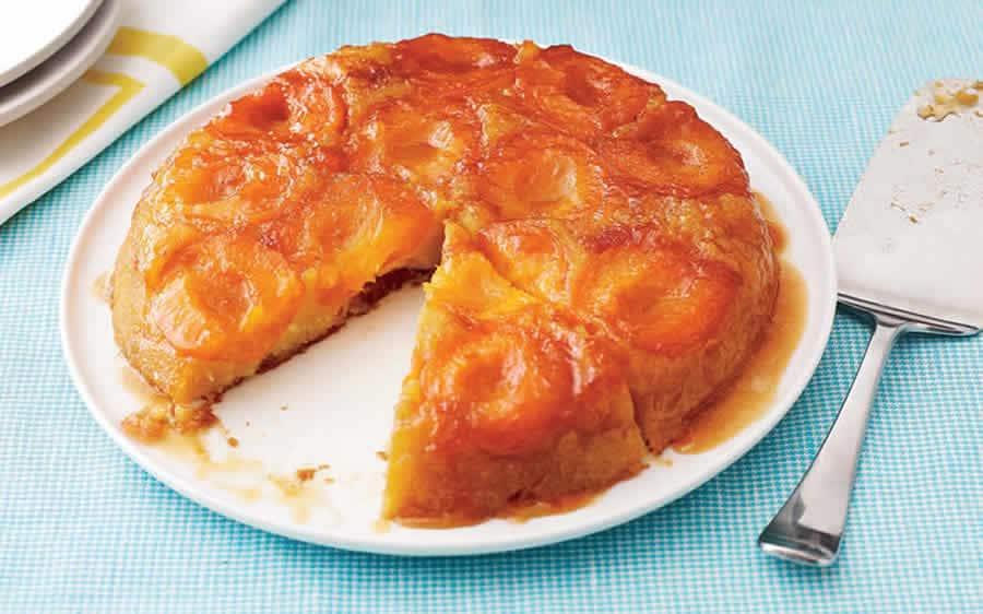 Gâteau Renversé aux abricots au Thermomix