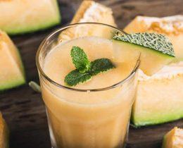 Jus de Melon au Thermomix