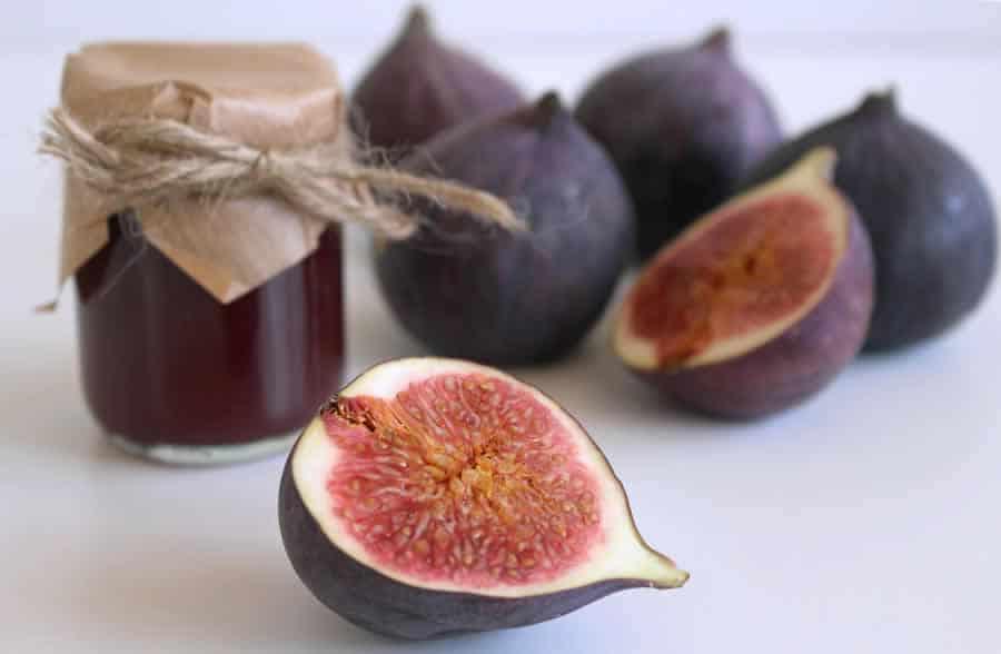 Confiture de figues à la vanille au Thermomix