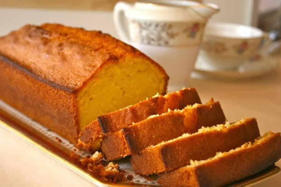 Gâteau quatre-quarts WW
