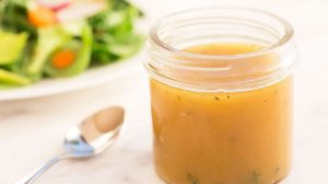 Sauce vinaigrette allégée au Thermomix