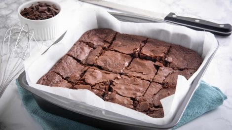 Brownies aux 3 chocolats au Thermomix