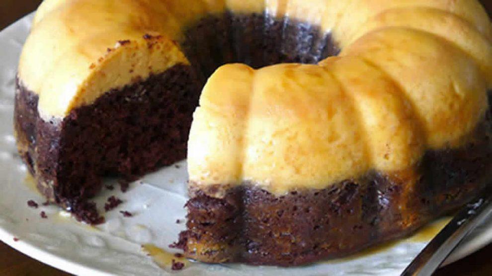 ChocoFlan Le gâteau impossible au caramel au Thermomix