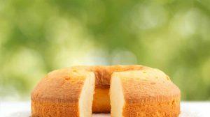 Gâteau moelleux au yaourt sans oeuf au Thermomix