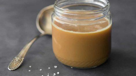 Yaourt caramel au beurre salé au Thermomix