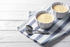 Crème dessert à la vanille au Thermomix