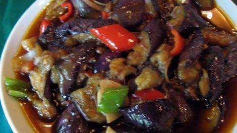 Mojoté d'aubergine au Thermomix