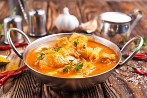 Poulet au curry au Thermomix