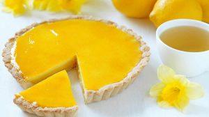 Tarte au citron WW
