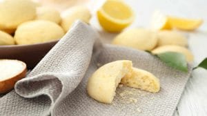 Biscuits au citron WW
