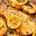 Blancs de poulet au citron WW
