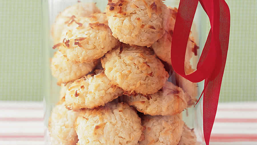 Cookies à la noix de coco au Thermomix