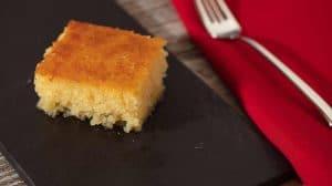 Gâteau de semoule au Thermomix