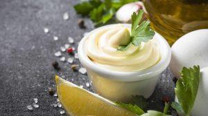 Mayonnaise sans huile au Thermomix