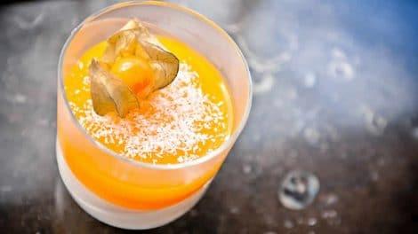 Panna Cotta aux mandarines au Thermomix