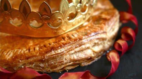 Galette des rois au chocolat au Thermomix