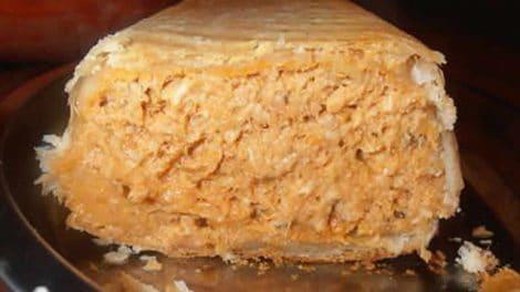 Croque cake au thon au Thermomix