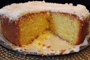Gâteau à la noix de coco au Thermomix