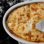 Gratin de polenta au jambon au Thermomix