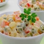 Salade russe WW