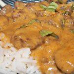 Curry de boeuf à la façon Thaï au Thermomix