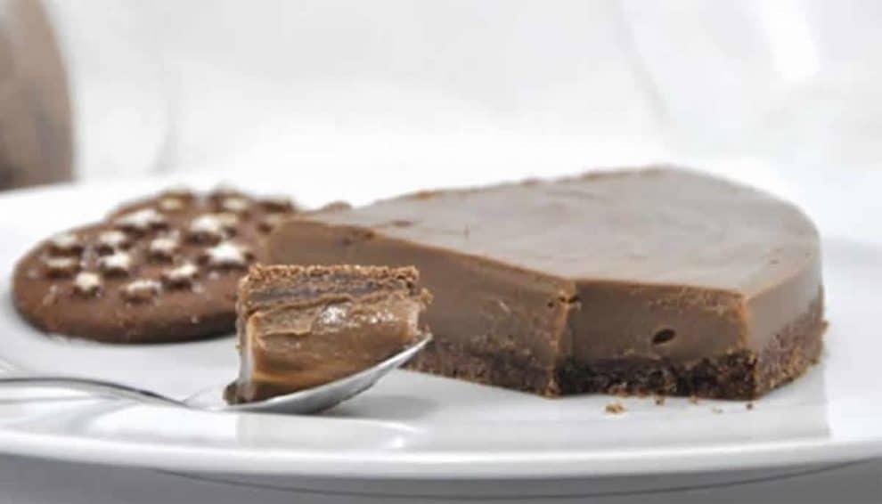 Gâteau au Chocolat Sans Cuisson au Thermomix