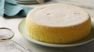Gâteau au fromage japonais au Thermomix