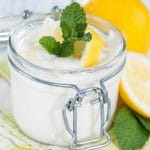 Crème citron mascarpone au Thermomix